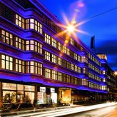 Meeting Guide Berlin, Tagungshotel Ellington Berlin, exterior view by night