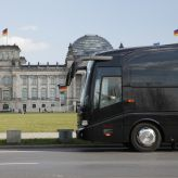 VIP Bus Berlin in front of Berlin Reichstag :: Premium-Drive