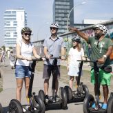 City Segway Tour and Fat Tire Tours at the East Side Gallery on Segways
