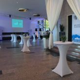 Meeting Guide Berlin, Eventlocation Kosmos, Foyer