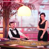 Meeting Guide Berlin, Incentives Berlin, Mobiles Casino von Royal-Events, Black Jack Tisch