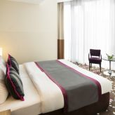 Meeting Guide Berlin Mercure Hotel MOA Berlin Business Zimmer mit Doppelbett