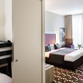 Meeting Guide Berlin Mercure Hotel MOA Berlin FAmilienzimmer mit Stockbett