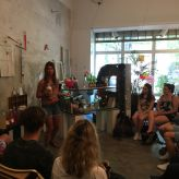 Learning about a healthy gut with Berlin's queen of fermentation
