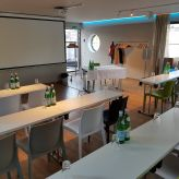 Meeting Guide Berlin, Eventlocation Seminarschiff, Seminar Setup an Bord