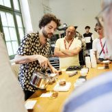 Berlin Convention Office, con|temporary weekend Juni 2019, Kaffee cupping bei Bonanza