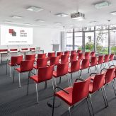 Conference room of the dbb forum berlin
