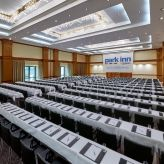 Meeting Guide Berlin, Park Inn by Radisson Berlin Alexanderplatz, conference, row seating
