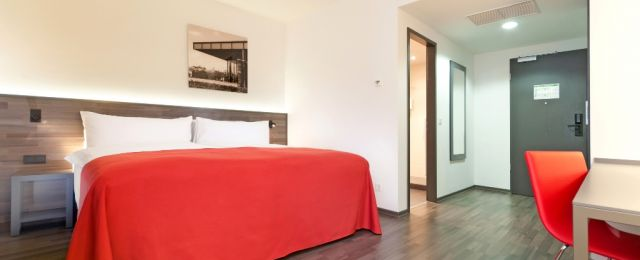Tryp Guest Room