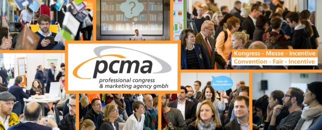pcma professional congress & marketing agency gmbh