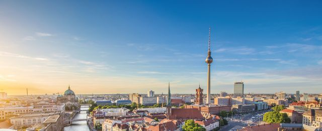 con|temporary weekends 2018 Berlin Skyline