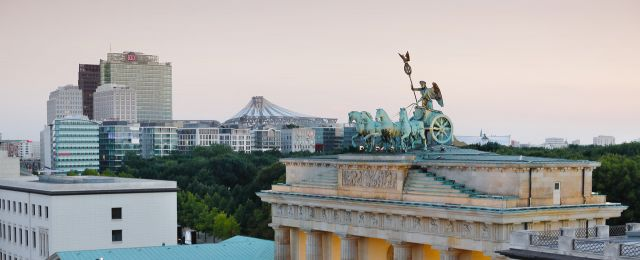 Blog BerlinMeetings, Wissenschaftskongresse in Berlin, World Health Summit, Blick auf das Brandenburger Tor