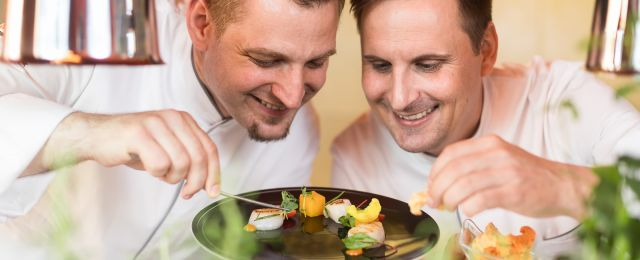 AXICA CATERING - Wolfgang Keller and André Steuer
