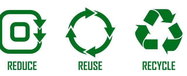 Reduce Reuse Recycle Logos