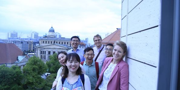 Blog BerlinMeetings, Berlin Convention Office, Market knowledge China, Chinese event planners as guests in Berlin