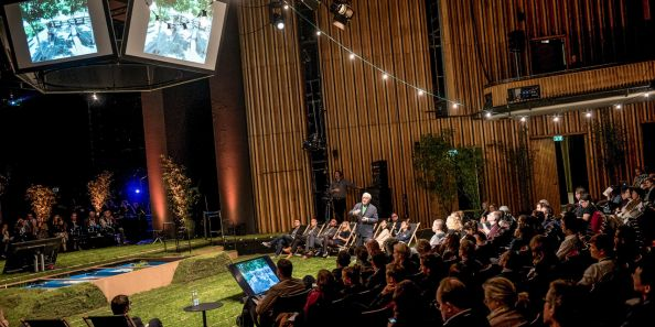 Blog Berlin Meetings, Q Berlin Questions Konferenz 2017, Programmheft