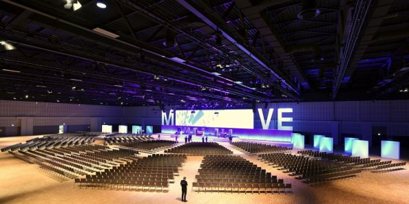 XXL Eventlocation Estrel Kongress & Messe Center