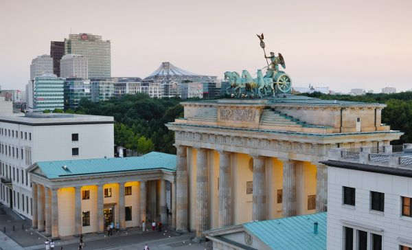 Sehensüwrdigkeiten in Berlin, Kongressmarketing, Brandenburger Tor