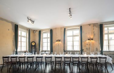 Meeting Guide Berlin, Eventlocation The Grand, Radeberger Suite - Dinner