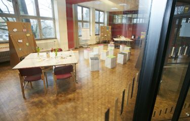 MEET+CHANGE, Integrative Werkstatt Berlin Pankow