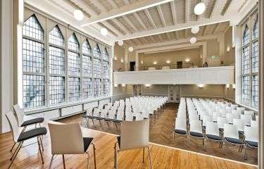 Workshoplocation Haus Zwinglie_Huldrychsaal