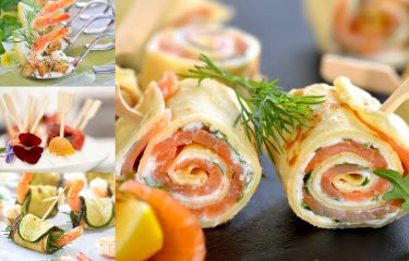 MERZ Catering Berlin herzhaftes Fingerfood