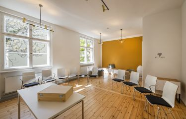 Meeting Space im Haus Zwingli