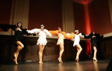 20s style team events Cabaret