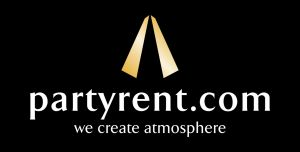 Logo Party Rent Group