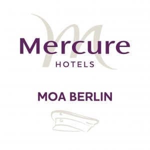 Meeting Guide Berlin Mercure Hotel MOA Berlin Firmenlogo