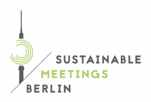 Berlin Convention Office, nachhaltige Eventplanung, Logo Sustainable Meetings Berlin