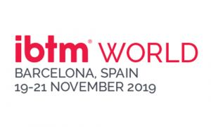 Berlin Convention Office, ibtm world Barcelona 2019, Logo
