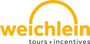 Logo des Servicepartners Weichelein tours + incentives
