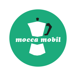Firmenlogo von mocca mobil als Coffee Catering im Meeting Guide Berlin