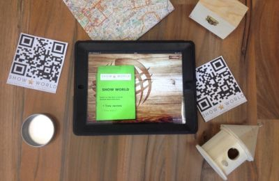 Meeting Guide Berlin, Incentive mit Vario Event, iPadRalley