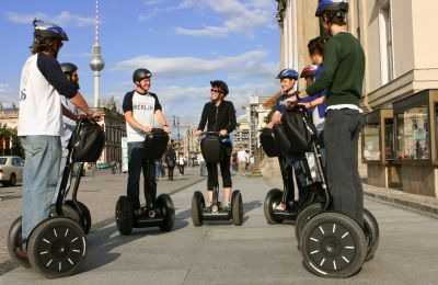 City Segway Tours Berlin at Bebelplatz