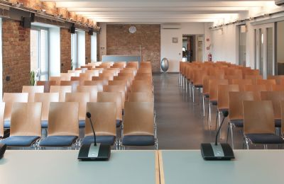 Meeting Guide Berlin; Neue Mälzerei; Seminarlocation; Kinobestuhlung