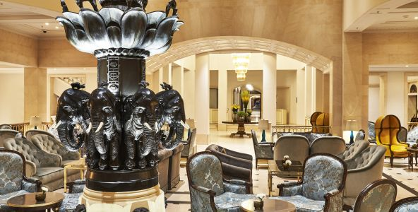 Meeting Guide Berlin, Tagungshotel Adlon Kempinski Berlin, Lobby Berlin