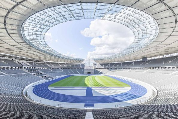 Das Olympiastadion als XXL Eventlocation in Berlin