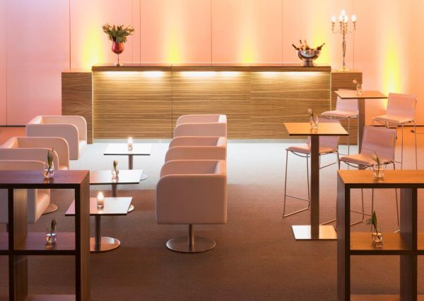 Lounge furniture and bars by RENT4EVENT